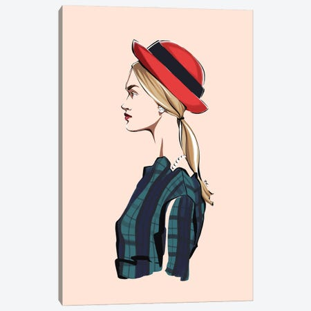 Marc Jacobs Canvas Print #KTP21} by Katerina Pashegor Canvas Artwork