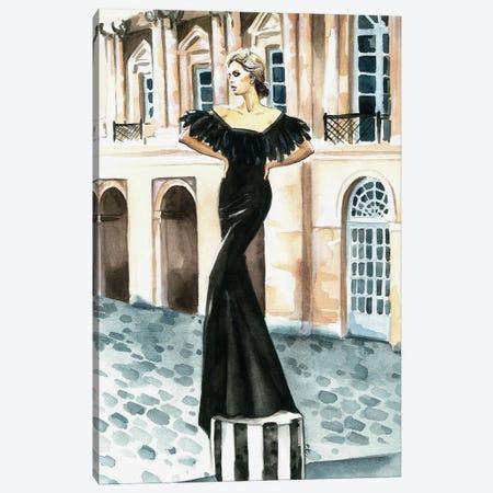Vera Canvas Print #KTP38} by Katerina Pashegor Canvas Art Print