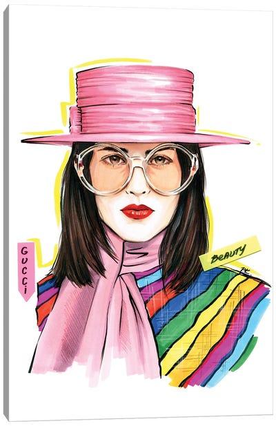 Gucci Beauty Canvas Art Print