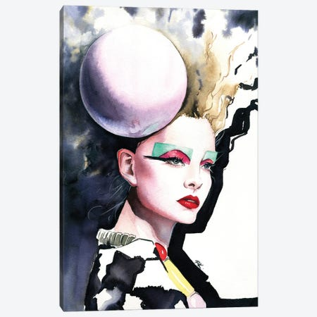 Dior Canvas Print #KTP8} by Katerina Pashegor Canvas Print