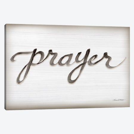 Prayer Canvas Print #KTR13} by Karen Tribett Canvas Print