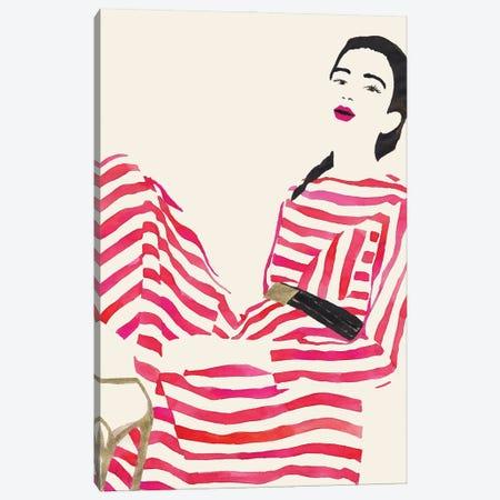 Mellow Canvas Print #KTS1} by Kats Illustration Canvas Art