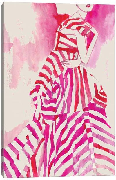 Couture Canvas Art Print