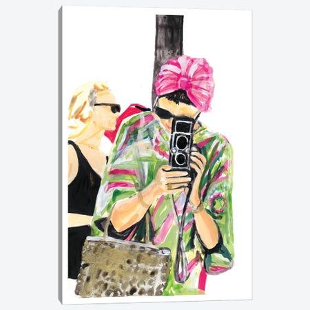 Princess Grace Canvas Print #KTS82} by Kats Illustration Canvas Print