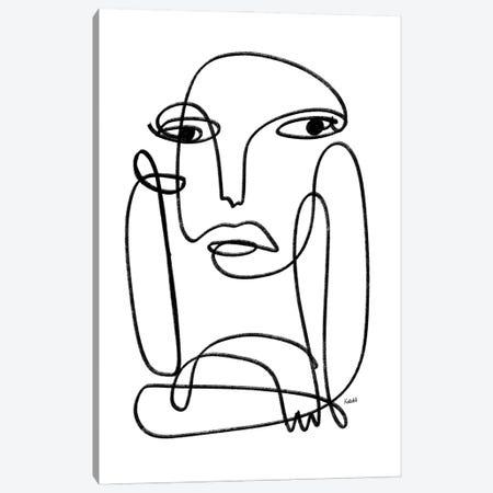 Spector Canvas Print #KTT19} by Koketit Art Print
