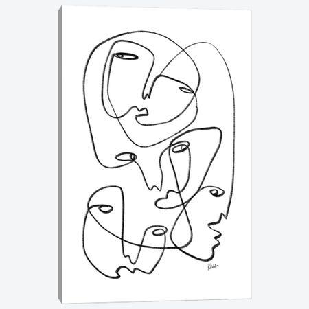 Collected Canvas Print #KTT1} by Koketit Art Print