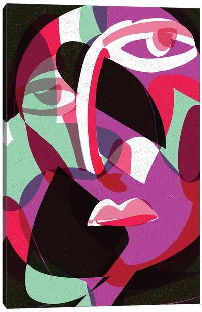 Forestic Canvas Art Print