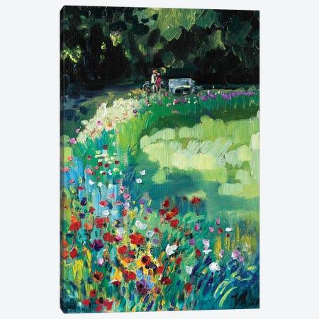 In The Summer Park Canvas Print #KTV54} by Katharina Valeeva Canvas Art