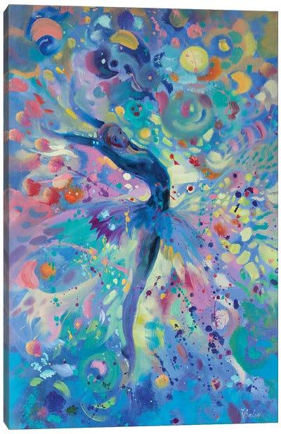 Ballet Canvas Art Print