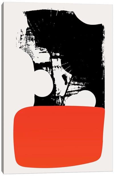 Abstracta No.5 Canvas Art Print