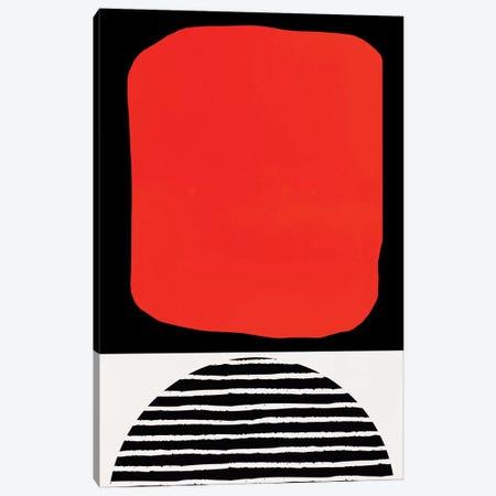 Abstracta No.7 Canvas Print #KUB105} by Kubistika Canvas Art Print