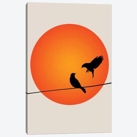 Good Morning, Sunshine Canvas Print #KUB165} by Kubistika Canvas Print