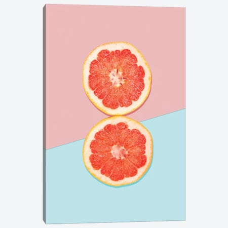 Breakfast For Two Canvas Print #KUB17} by Kubistika Canvas Print