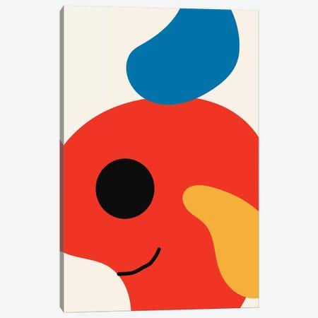 Le Filou Canvas Print #KUB182} by Kubistika Canvas Artwork