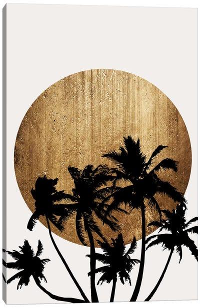 Miami Beach Canvas Art Print