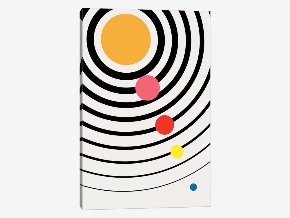 Playful Universe by Kubistika 1-piece Canvas Print