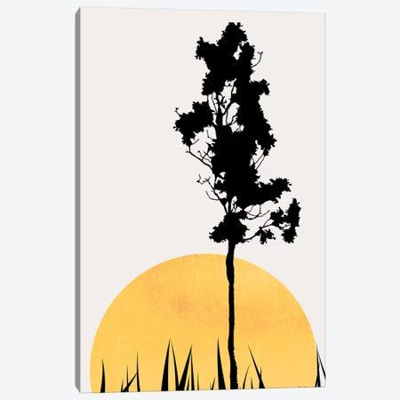 Shadows In The Sun Canvas Print #KUB222} by Kubistika Canvas Art Print