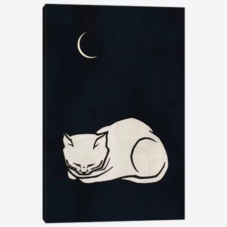 Cozy Dreams Canvas Print #KUB23} by Kubistika Canvas Print