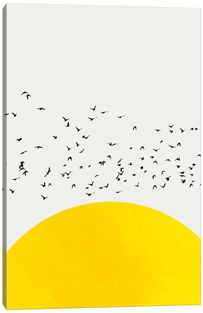 A Thousand Birds Canvas Art Print