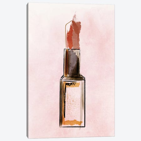 Kiss Me Forever Canvas Print #KUB38} by Kubistika Canvas Artwork