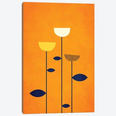 Little Family Canvas Print #KUB42} by Kubistika Canvas Art Print