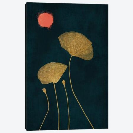 Midnight Lovers Canvas Print #KUB53} by Kubistika Canvas Art