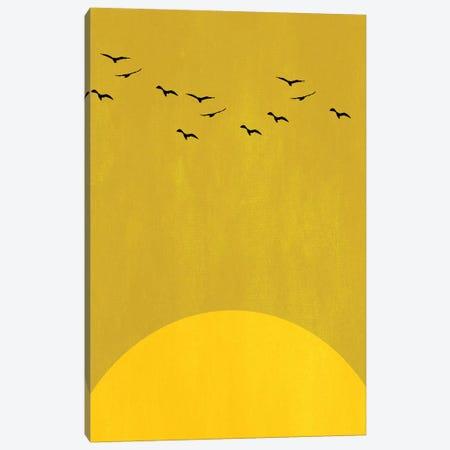 Sundance Canvas Print #KUB66} by Kubistika Canvas Artwork