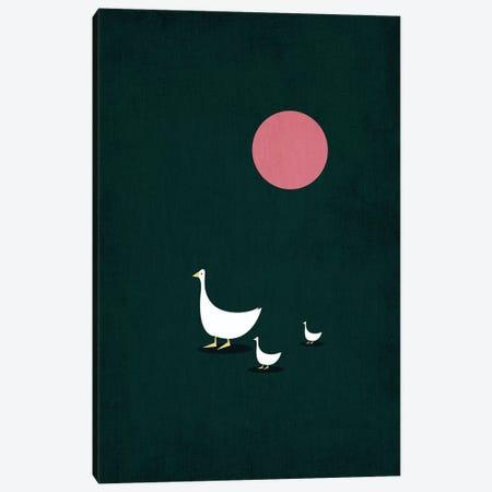 Sunny Side Of Life Canvas Print #KUB68} by Kubistika Canvas Print