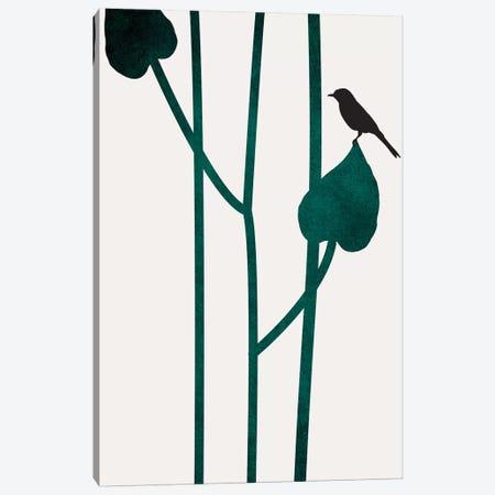 The Bird Canvas Print #KUB75} by Kubistika Canvas Print