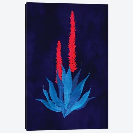 The Orchid Canvas Print #KUB81} by Kubistika Canvas Art Print