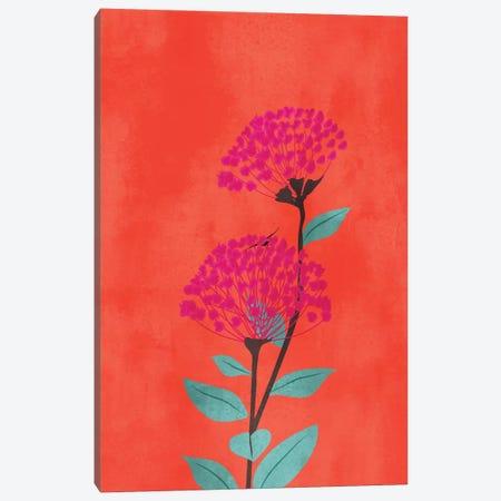 Tropical Sunset Canvas Print #KUB88} by Kubistika Canvas Art Print