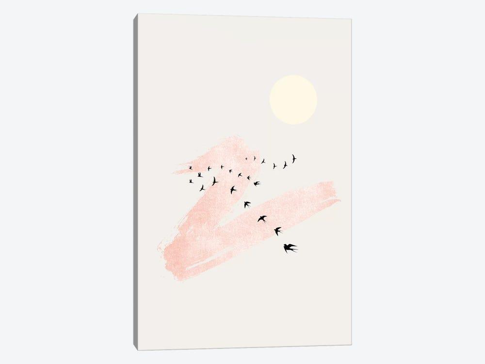 Sun And Heaven by Kubistika 1-piece Canvas Art Print
