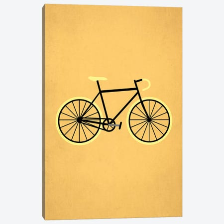 Bicycle Love Canvas Print #KUB9} by Kubistika Canvas Print