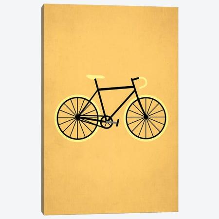 Bicycle Love Canvas Print #KUB9} by Kubistika Canvas Print