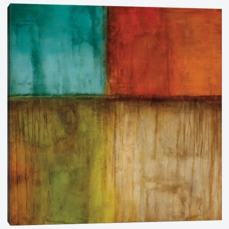 Spectrum I Canvas Print #KUR11} by Kurt Morrison Canvas Art