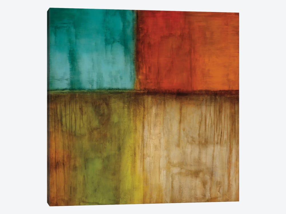 Spectrum I by Kurt Morrison 1-piece Canvas Wall Art