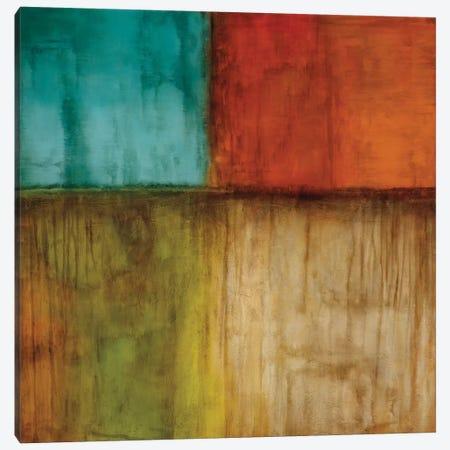 Spectrum I Canvas Print #KUR11} by Kurt Morrison Canvas Art