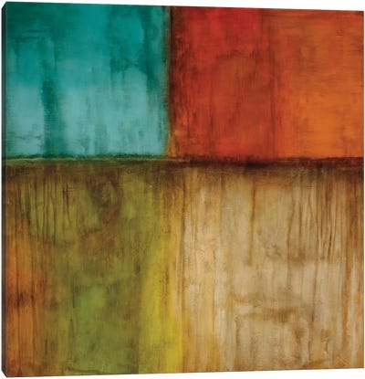 Spectrum I Canvas Art Print
