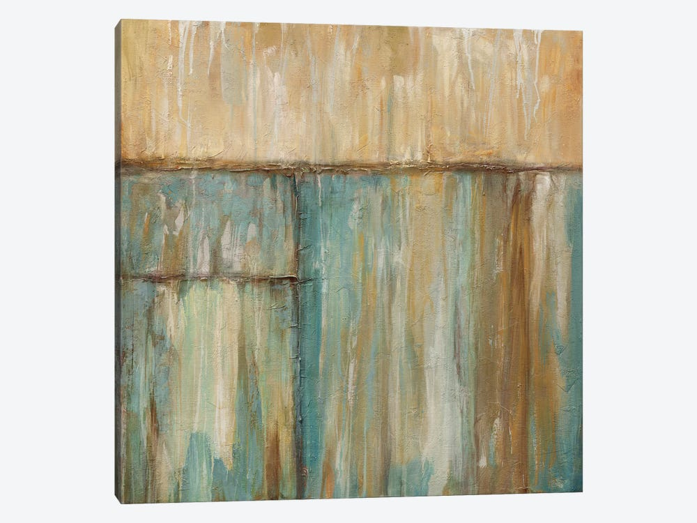 Blue Hue by Kurt Morrison 1-piece Canvas Art