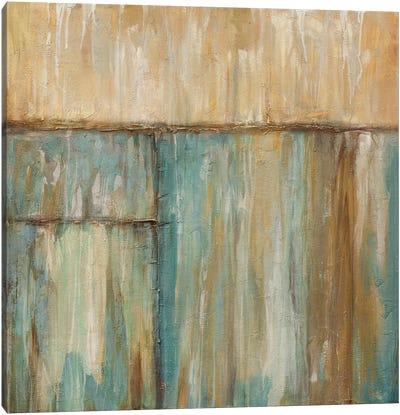 Blue Hue Canvas Art Print