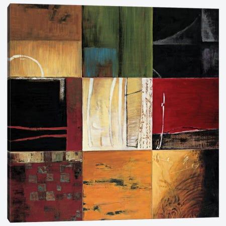 Compartments I Canvas Print #KUR2} by Kurt Morrison Canvas Artwork