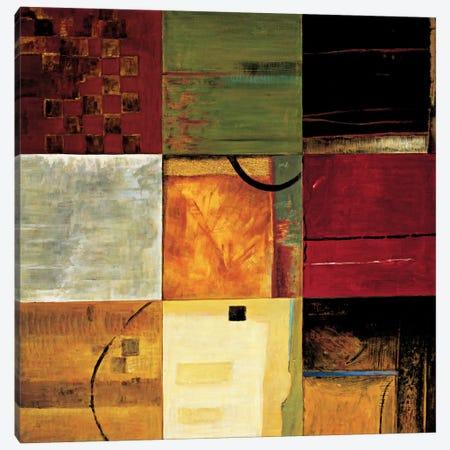 Compartments II Canvas Print #KUR3} by Kurt Morrison Canvas Art
