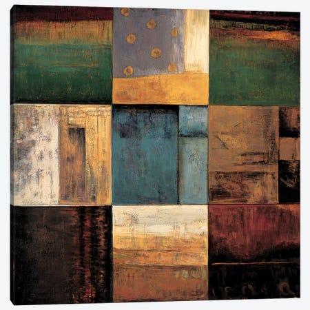 Diversified I Canvas Print #KUR4} by Kurt Morrison Art Print