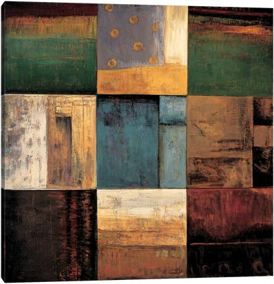 Diversified I Canvas Art Print