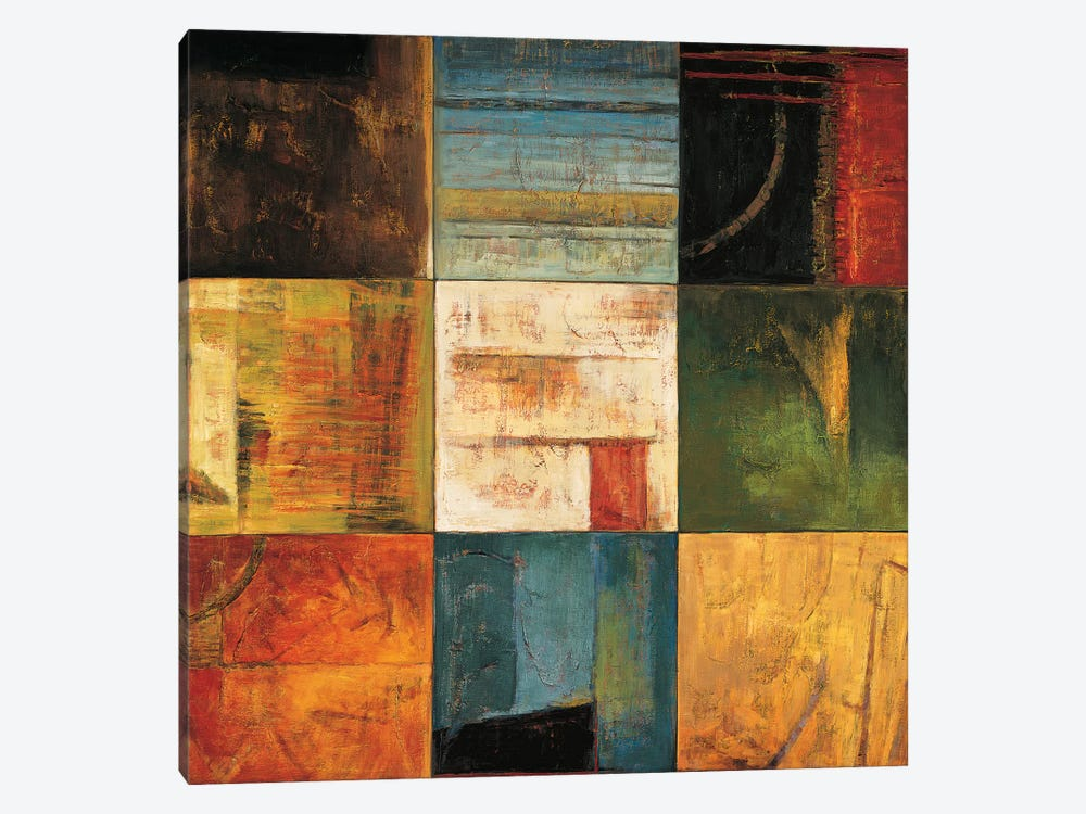 Diversified II by Kurt Morrison 1-piece Canvas Wall Art