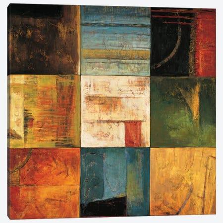 Diversified II Canvas Print #KUR5} by Kurt Morrison Art Print