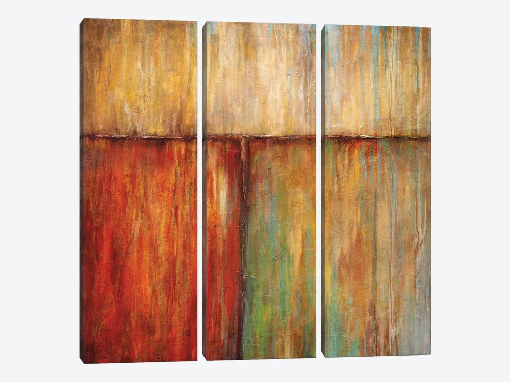 Intent by Kurt Morrison 3-piece Art Print