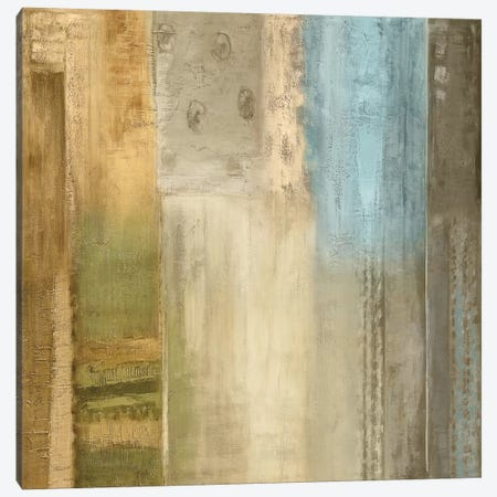 On The Level I Canvas Print #KUR7} by Kurt Morrison Canvas Print