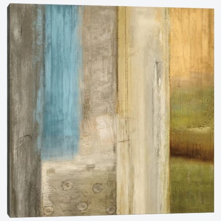On The Level II Canvas Print #KUR8} by Kurt Morrison Canvas Art