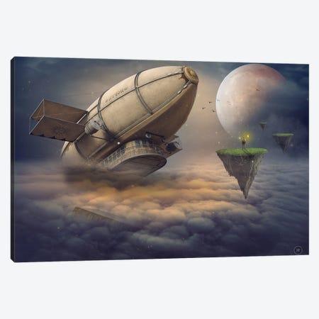 Ballon Canvas Print #KVF14} by Kevin Ferreira Art Print